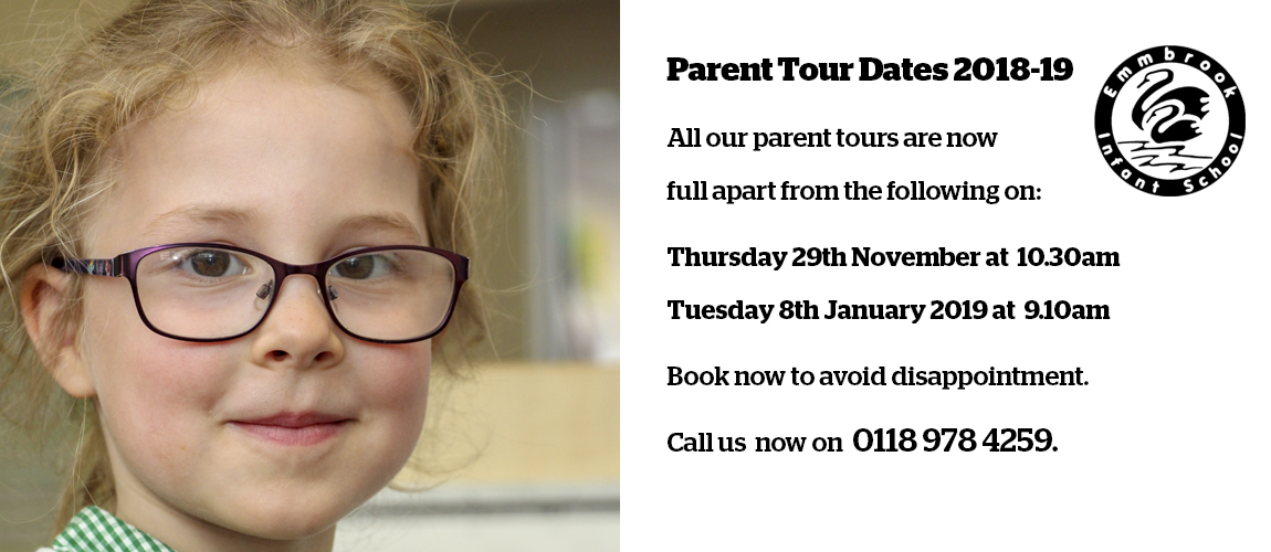 Parent Tours 2018-19